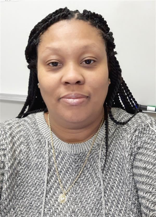 Employee of the Month - February 2019 Alethea Jones