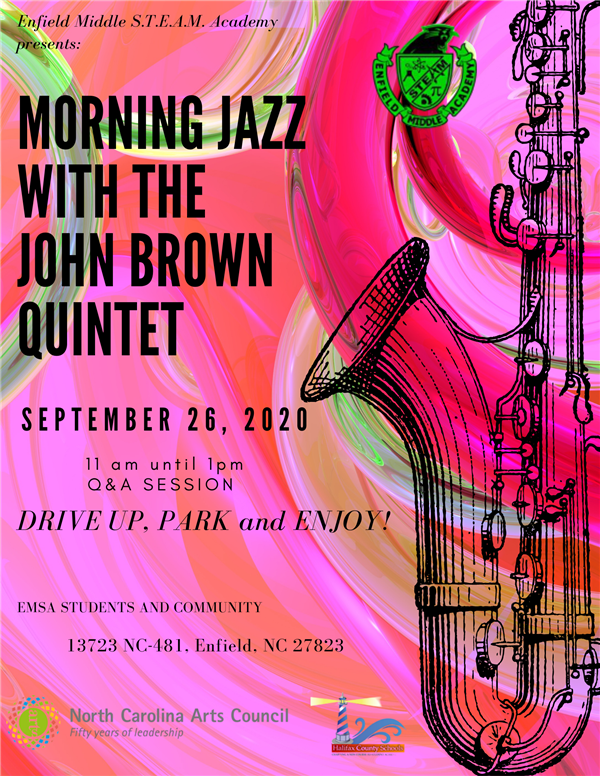Morning Jazz with the John Brown Quintet