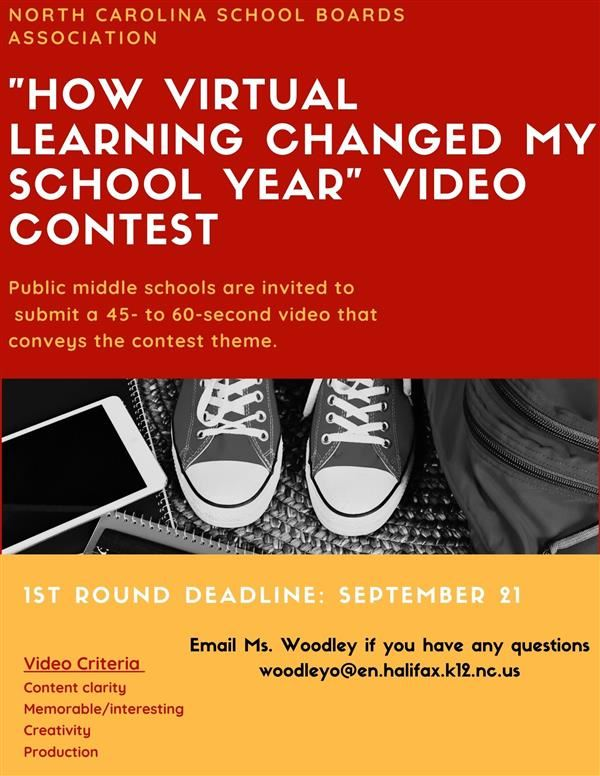 Video Contest For Students
