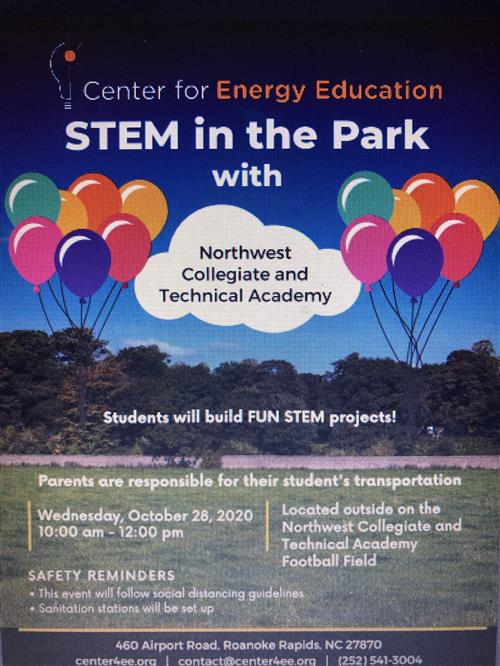STEM in the Park with NCTA