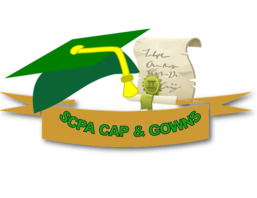 SCPA Cap & Gowns