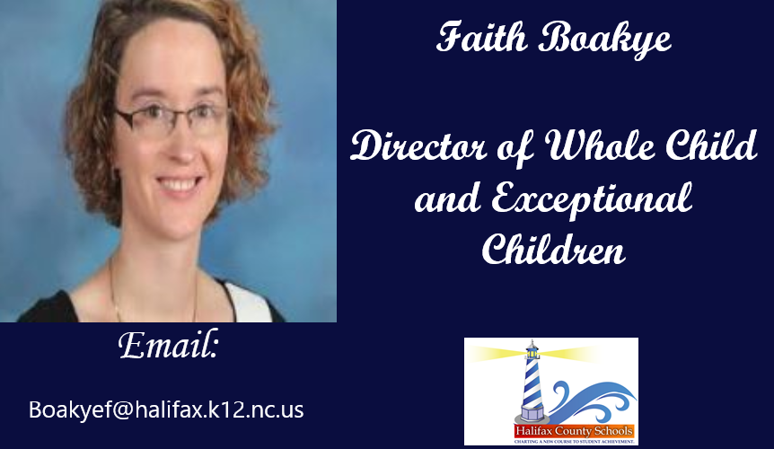 Director of Whole Child and Exceptional Children's Services