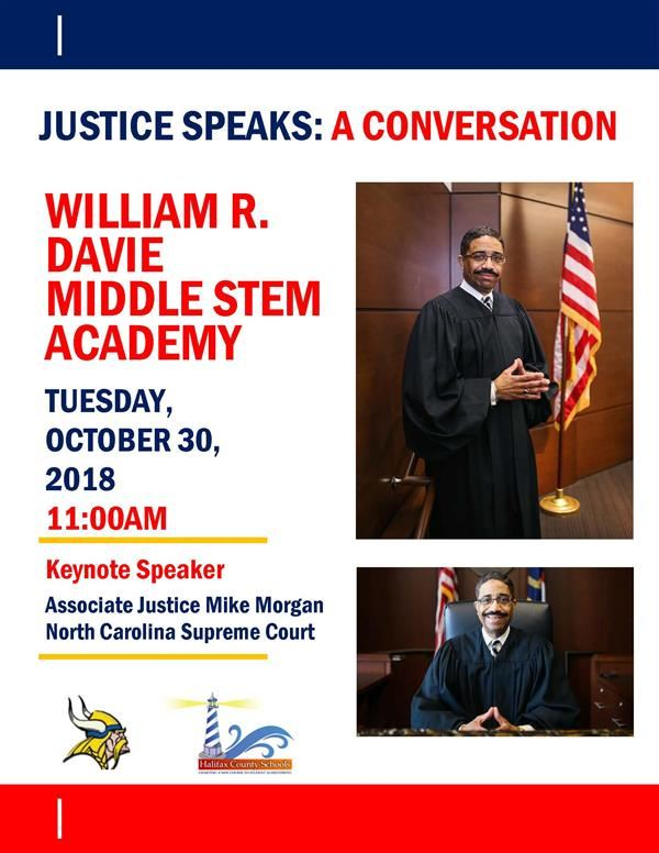 Justice Speaks: A Conversation